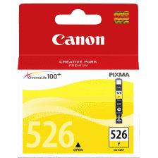 Canon Inktpatroon »CLI-526 Y«