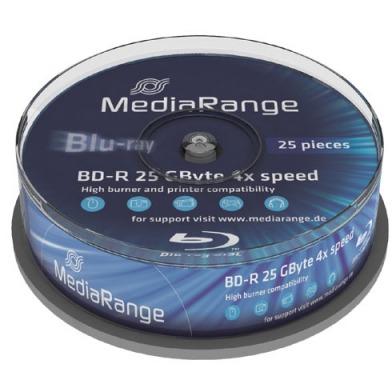 Image of BD-R 4x CB 25GB 25St