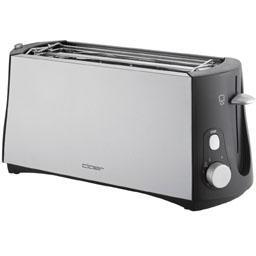 Image of 3710 sw/metall matt - 4-slice toaster 1380W stainless steel 3710 sw/metall matt