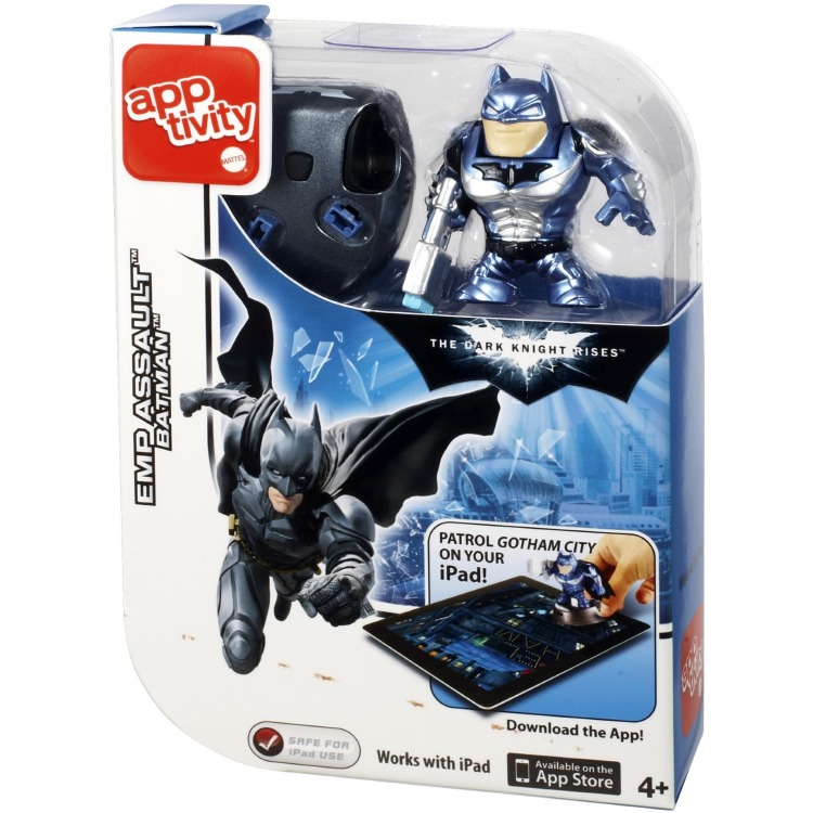 Apptivity Batman: EMP Assault