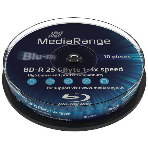 Image of BD-R 6x CB 25GB 10St