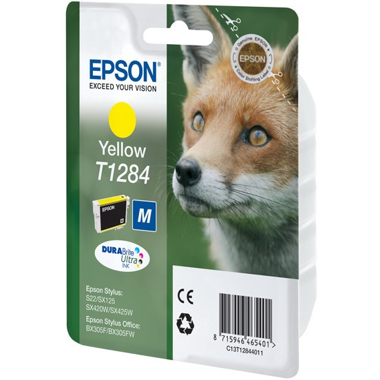 Epson Inktpatroon »T1284«