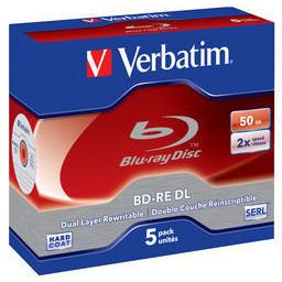 BD-RE DL 50 GB
