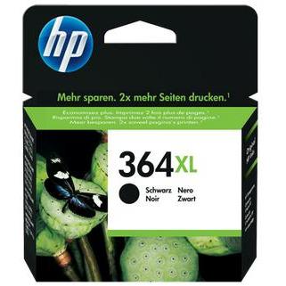 HP 364 XL-II ZWART (CN684EE) Inkt Cartridges