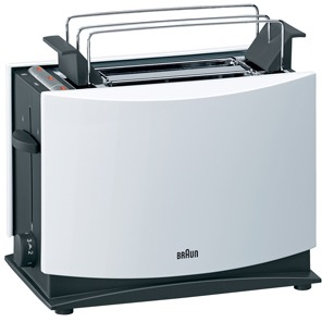 BRAUN Toaster Multiquick 3 HT 450 1000 W