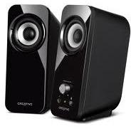 CreativeT12 Speakers - Zwart