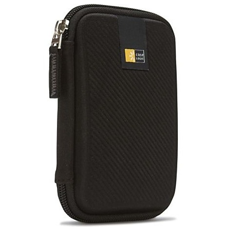 Case Logic opbergtas voor portable harddisk 2.5 zwart