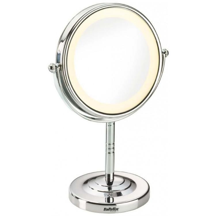BaByliss 8435E make-up spiegel met verlichting 13,5 centimeter