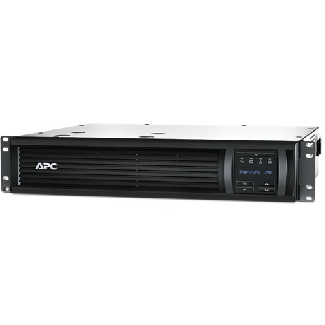 Image of APC Smart-UPS 750VA LCD RM 2U 230V