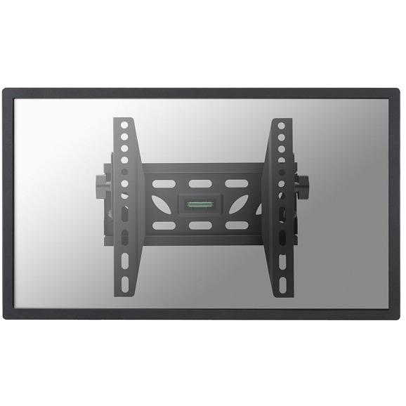 NewStar LED-W220 - Kantelbare muurbeugel - Geschikt voor tv's van 22 t/m 40 inch - Zwart