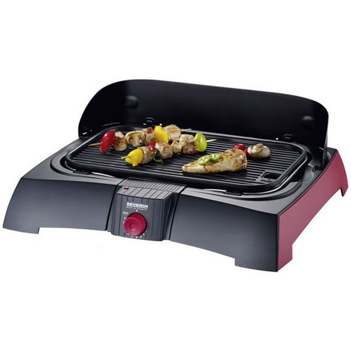 Severin barbecue-grill 'PG 2785', 2300 W, made in Germany