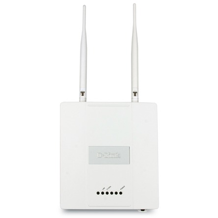 Image of D-Link - WLAN Access Point 5Bi, 2.4GHz (DAP-2553)