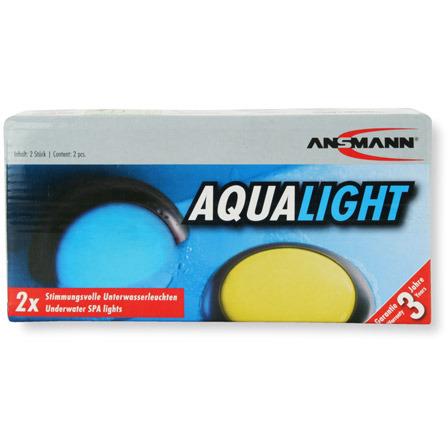 Ansmann Aqua Licht LED 2   Set