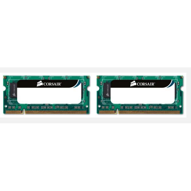 SODIMM DDR3 1066 8GB (2x4GB)