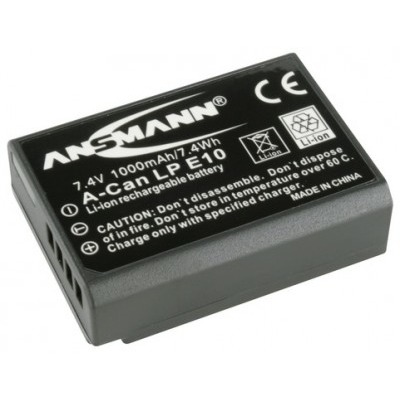Ansmann A-Can LP E10 camera accu