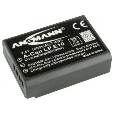 Ansmann A-Can LP E10 camera accu