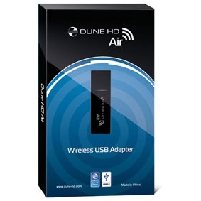 Dune HD Air Wireless G/N USB Adapter