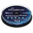 BD-R DL MEDIARANGE 50GB CAKE10