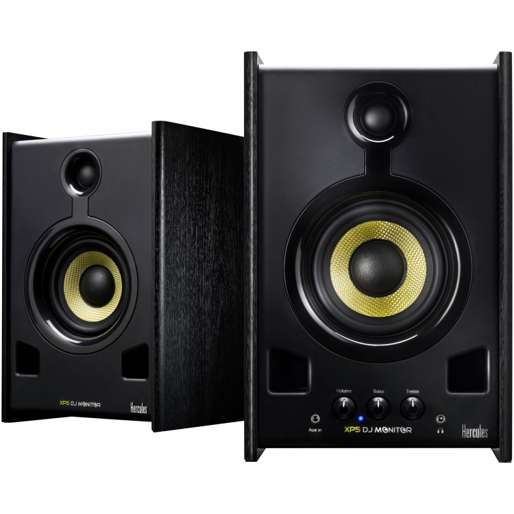 Hercules XPS 2.0 80 DJ Monitor Speaker Set