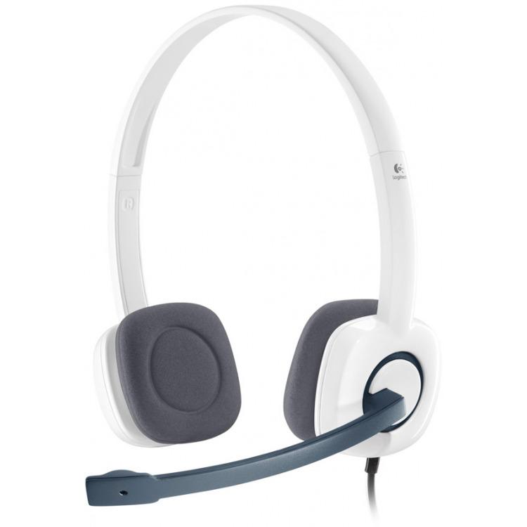 Logitech H150 Wit Headset