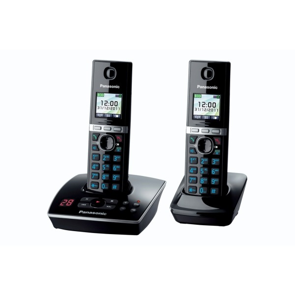 Panasonic KX-TG8062NLB DECT Telefoon