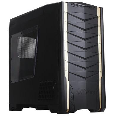 Silverstone SST-RV03B-W computerbehuizing