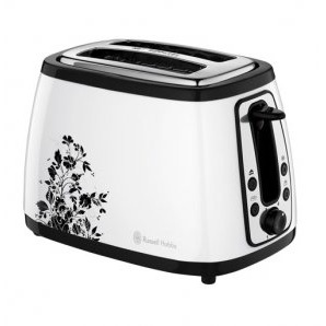Russell Hobbs toaster 'Cottage Floral', 980 W