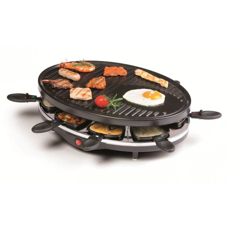 Image of DO9038G Raclette/Grill 1200W