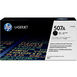 HP 507A LaserJet Toner Zwart