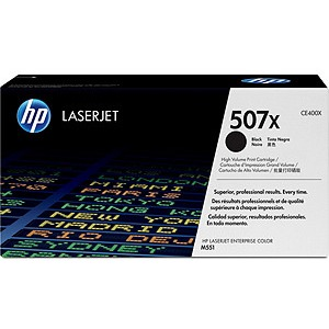 HP 507X LaserJet Toner Zwart XL