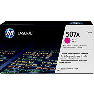 HP 507A LaserJet Toner Magenta