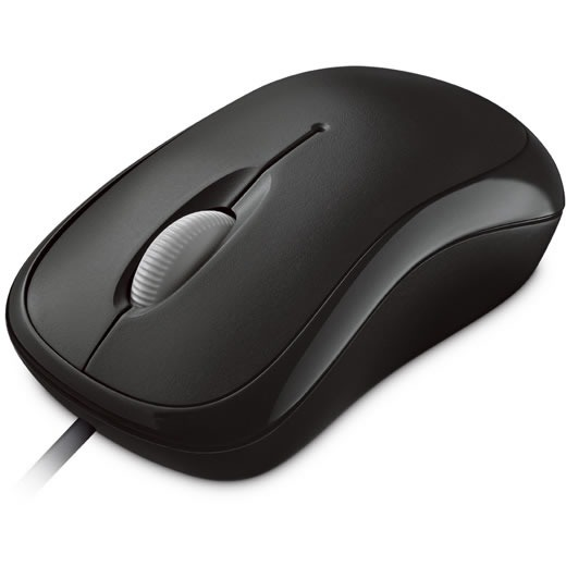 Microsoft Basic Optical Mouse for Business Muis