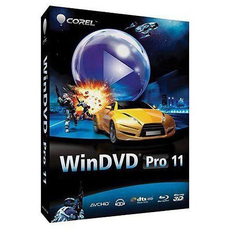 Image of Corel WinDVD Pro 2011 (Mini Box)