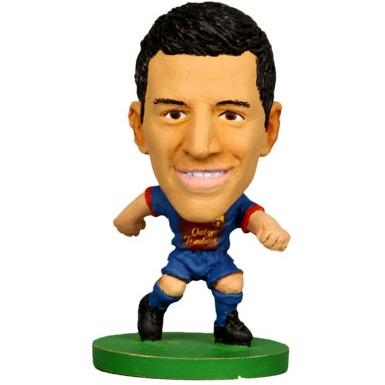 Image of SoccerStar Barcelona Sanchez: 6 Cm
