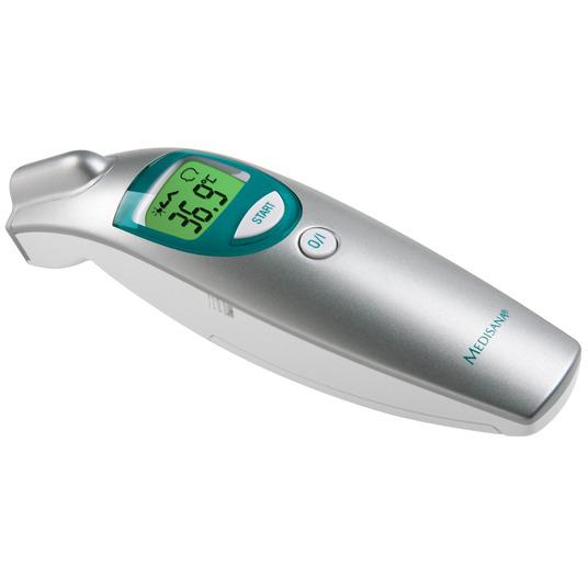 Medisana Infrarood thermometer FTN met blue focus licht Stuk
