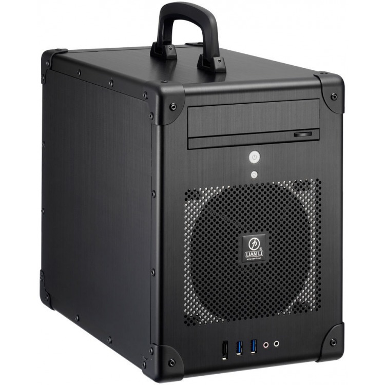 Lian Li PC-TU200B  (Retail, USB 3.0)