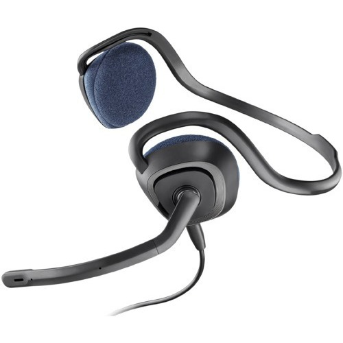 Plantronics Audio 648 Headset - Zwart