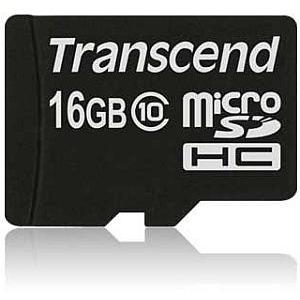 Transcend microSD kaart 8 GB