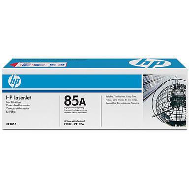 HP 85AD LaserJet Toner Zwart Dual Pack