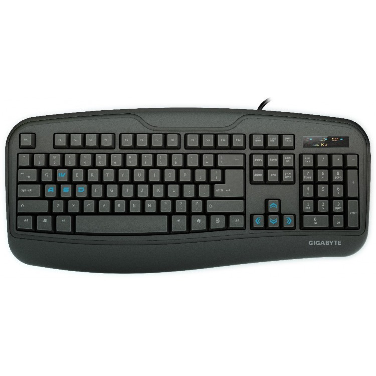 GiBy Force K3 Gaming Keyboard  USB