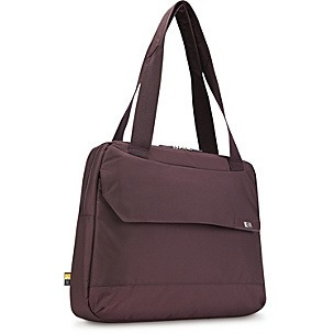 Mobile Laptop - 14inch and Tablet Tote 10.1 inch / Paars