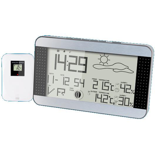 Alecto WS-1700 model 2014 weerstation