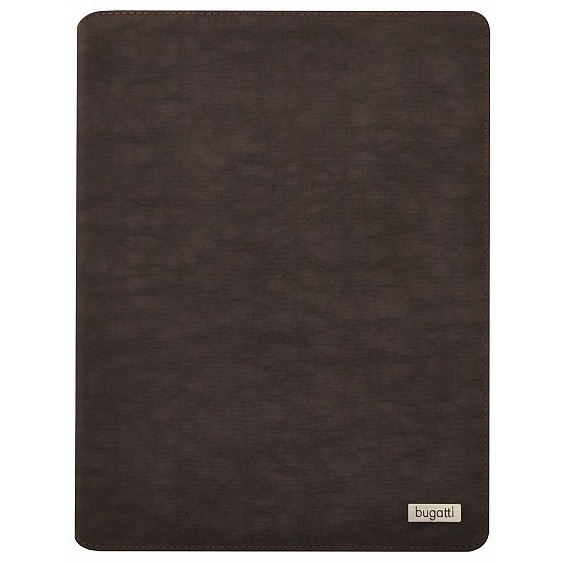 Image of Bugatti Folder for Apple iPad Brown