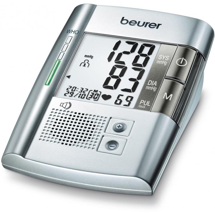 Image of Beurer BM19 GB/RC/VI/AR/FA Bovenarm Bloeddrukmeter