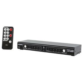 HQ 4 naar 2 Poorts HDMI Matrix Switch + Remote