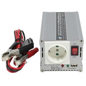 Hq Inv300 wu-24 Omvormer 230 V 300 W met Usb
