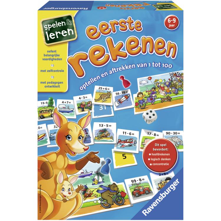 Image of Eerste Rekenen