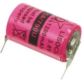 Hq Li3a-790u Lithium Thionyl Chloridebatterij 3.6 V 1200 Mah