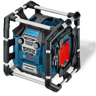 Image of Bosch Bouwradio GML20 Powerbox 360