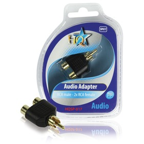 NONAME Audio- video kabel & adapter Computers & Accessoires Aansluittechniek Audio- video kabel & ad